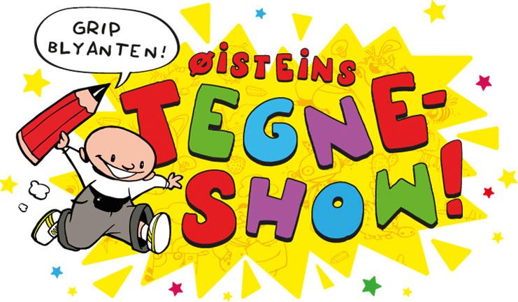 oisteins_tegneshow