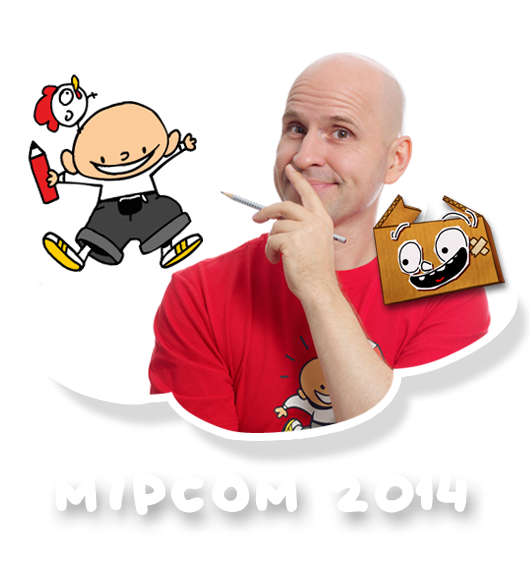 Earthtree at MIPJR and MIPCOM – 11-16 October 2014!